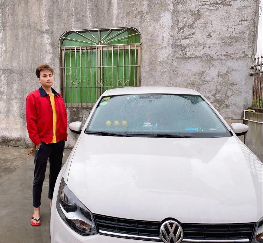 真实弹个车故事分享 广东小伙儿为爱购车
