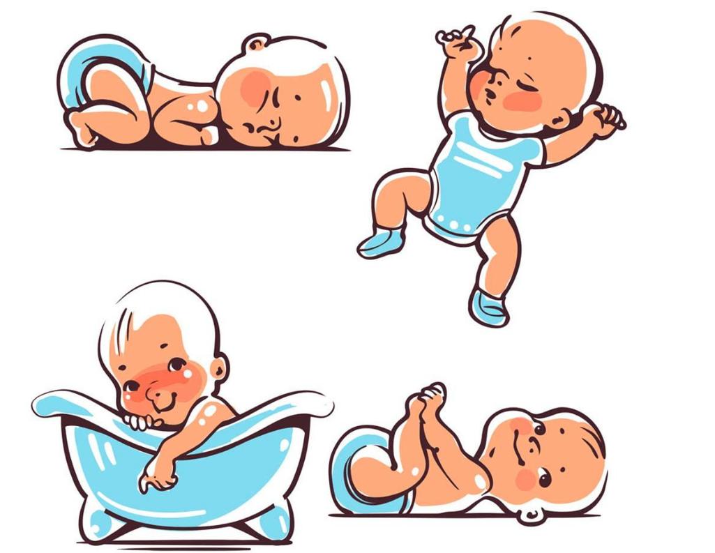 一岁宝宝便秘怎么办这些方法值得一看