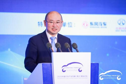 汽车排行榜前十名品牌江淮汽车未来有何规划?总经理出席泰达论坛透露详情