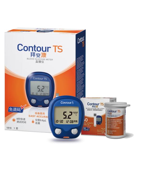 正常血糖值是多少,拜安康血糖仪让自测变容易