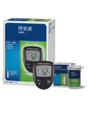 血糖高会怎么样,拜安进血糖仪来控糖